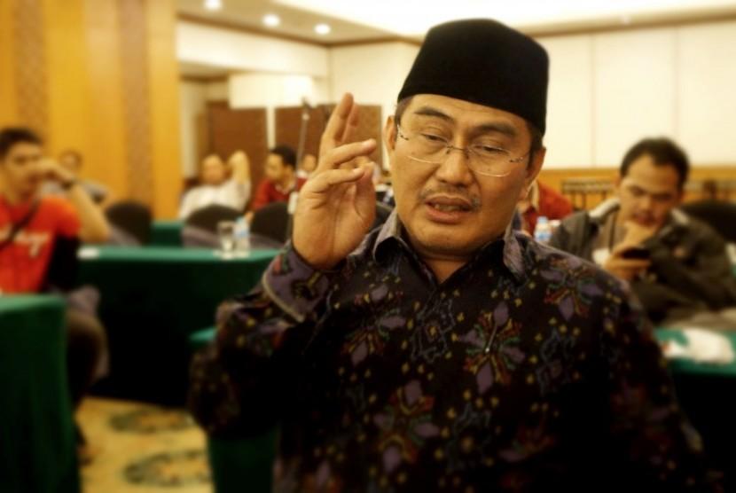 Ketua Ikatan Cendikiawan Muslim Indonesia (ICMI), Jimly Asshiddiqie