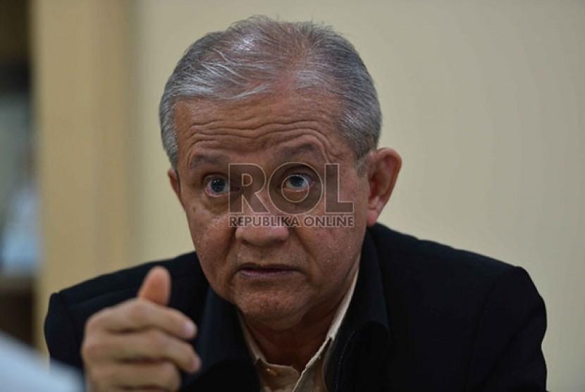 Ketua MUI Dr. H. Anwar Abbas, M.M, M.Ag