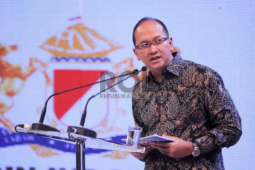 Ketua Umum Kamar Dagang dan Industri (Kadin), Rosan Perkasa Roeslani .
