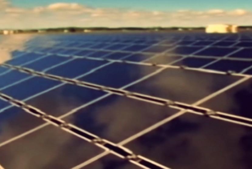 Listrik tenaga surya