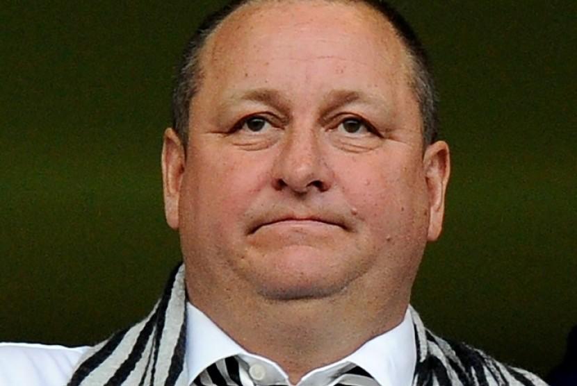 Newcastle sudah tidak punya uang lagi! Mike Ashley Tolak Tawaran Lebih Mahal Dari Konsorsium Arab Republika Online