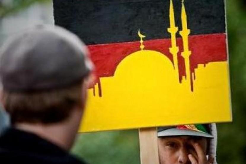 Muslim Jerman (ilustrasi)