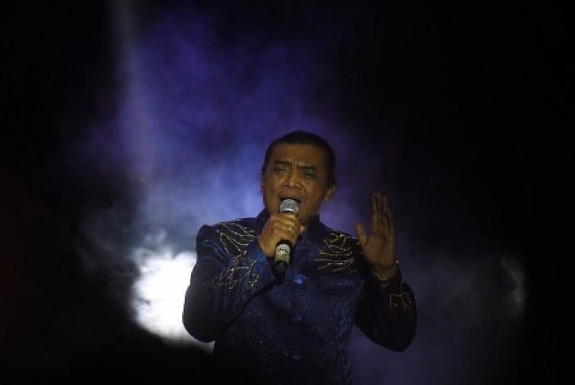 Didi Kempot Siap Bikin Ambyar Dengan Lagu Patah Hati Republika