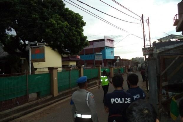 Polda Metro Jaya Ledakan Bom Bintara Jaya Bekasi
