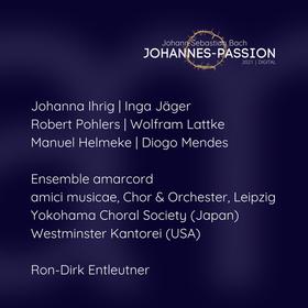 Johannes-Passion 2021 digital
