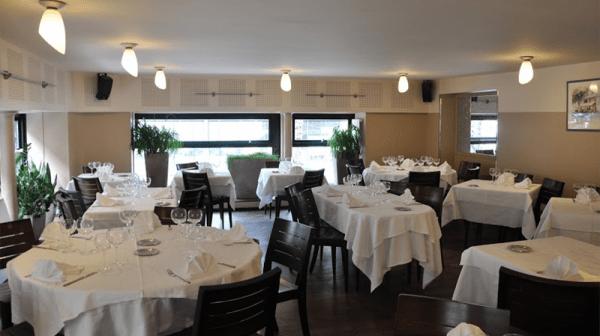 restaurant l escargot d or a saint