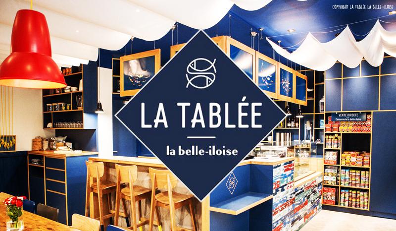 http www restovisio com blog actualites culinaires rendez vous a la tablee le premier restaurant de la belle iloise