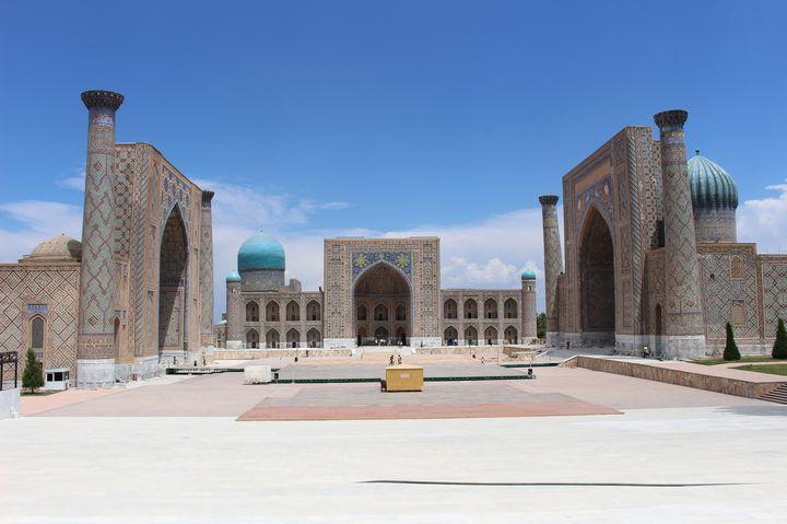 あれタイムスリップしちゃった?ウズベキスタンの人気観光地7選