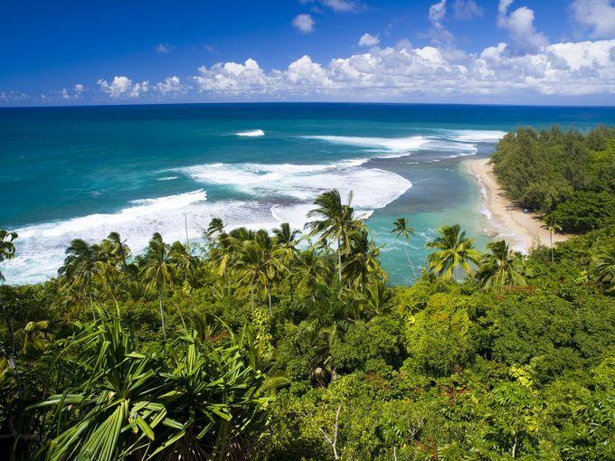 ハワイで一番の大自然!カウアイ島のおすすめ絶景スポット9選