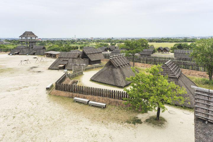 佐賀県 吉野ヶ里遺跡