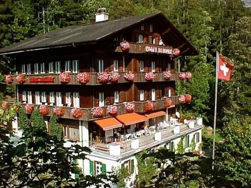 ロケーションが良いので、ホテルから眺める山の景色は絶景です。