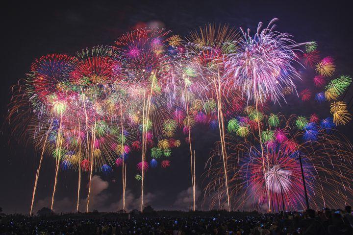 """まだ間に合う!""""関東地方で9・10月に開催される花火大会""""9選【2019】"""