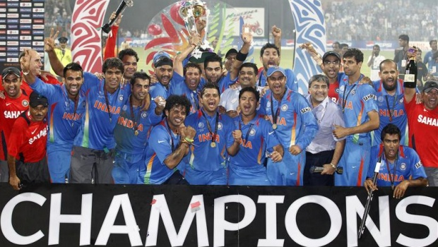 India world champions again after 28 years