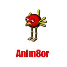 Anim8atau Logo