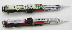 Sonicare toothbrush teardown: microcontroller, H bridge