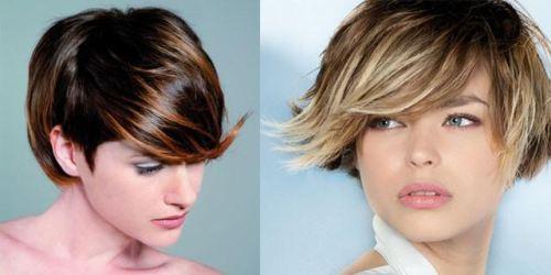 shatush capelli corti
