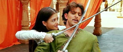 Image result for aishwarya rai sword