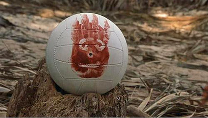 Wilson, the ball from