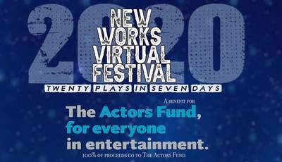 New Works Virtual Festival Rescheduled for November, Seeking Editors