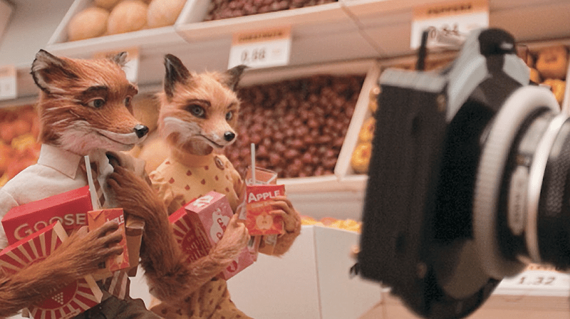 The Wes Anderson Collection Chapter 6 Fantastic Mr Fox