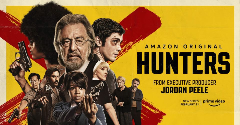 Hunters - Amazon Prime original series