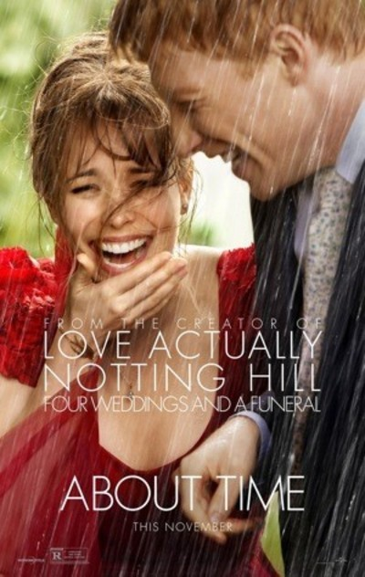 About Time Movie Poster