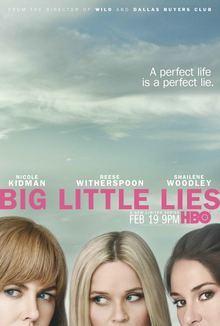 Widget big little lies poster key art