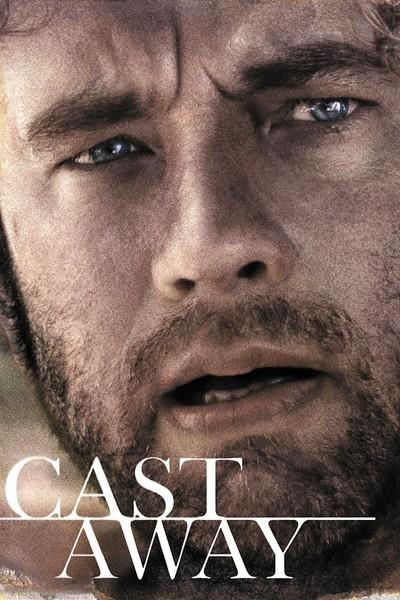 Image result for Tom hanks cast away poster