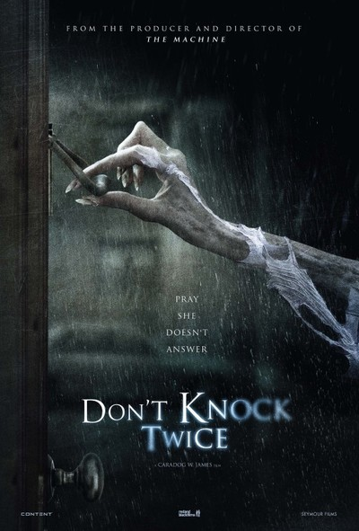 Image result for dont knock twice