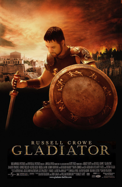 Download Gladiator (2000) Dual Audio {Hindi-English} 480p [500MB] || 720p [1.7GB] || 1080p [5.9GB]