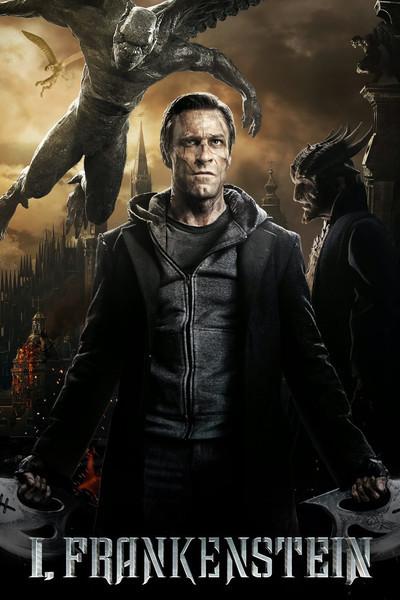 I, Frankenstein Movie Poster