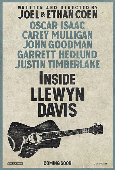 Inside Llewyn Davis Movie Poster