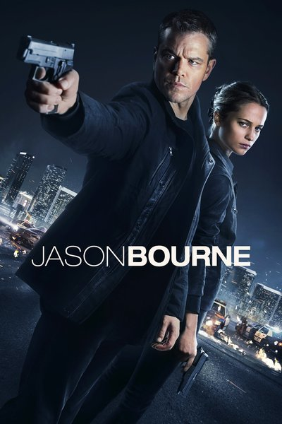 Image result for jason bourne movie
