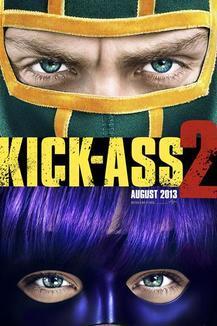 Widget kick ass 2 poster