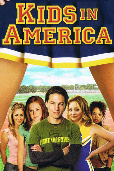 Kids in America Movie Poster