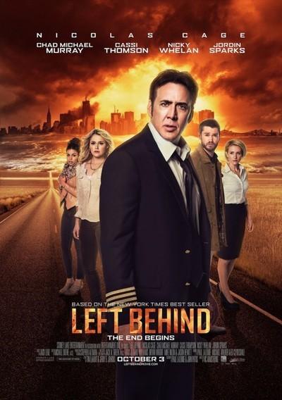 Резултат с изображение за left behind