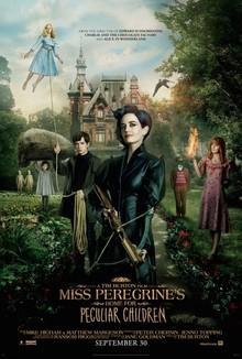 Widget miss peregrines home for peculiar children