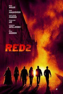 Widget red 2 poster