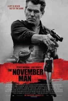 Widget november man