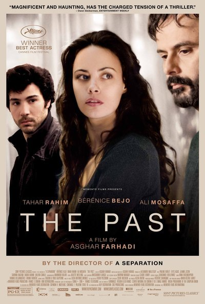 The Past Movie Poster