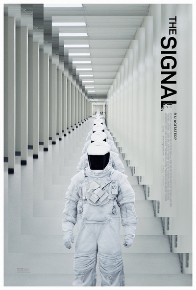 The Signal Movie Poster