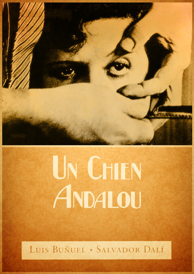 Un Chien Andalou Movie Poster