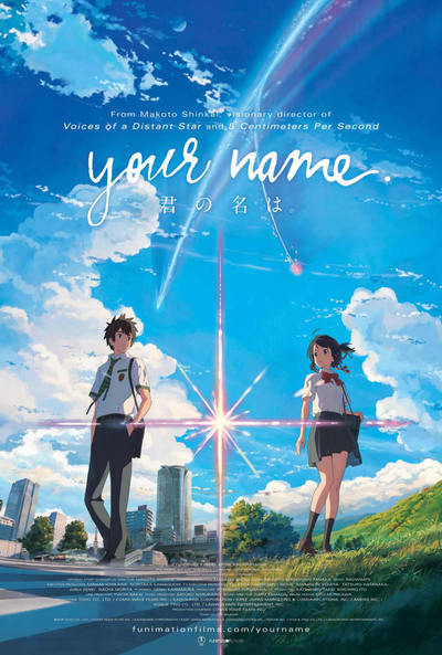 Image result for your name movie poster