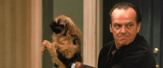 Image result for jack nicholson in as good as it gets