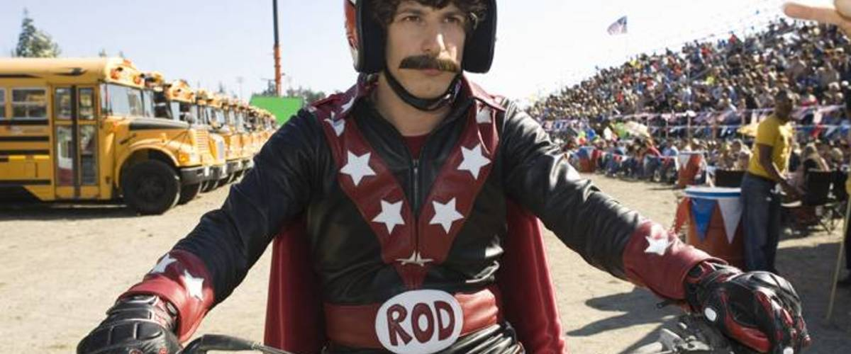 Hot Rod Movie Review