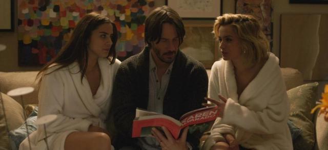 Knock Knock movie review & film summary (2015) | Roger Ebert
