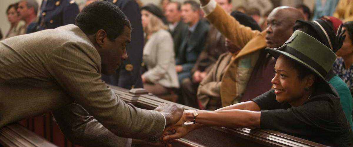 Mandela: Long Walk to Freedom Movie Review