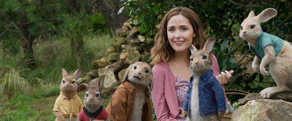 Peter Rabbit movie review & film summary (2018)   Roger Ebert