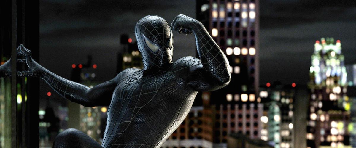 Image result for Spider-Man 3 (2007)