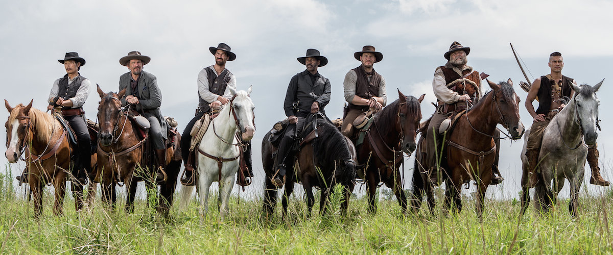 Image result for the magnificent seven